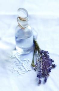 Lavender fragrance --- Image by © Bernard Radvaner/Corbis